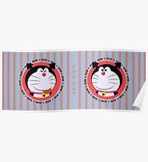 Doraemon · Devil Poster
