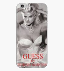anna nicole smith guess ad gown iPhone Case