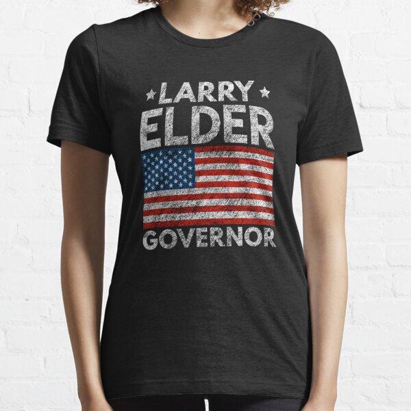 Larry Elder for California Governor grunge Essential T-Shirt