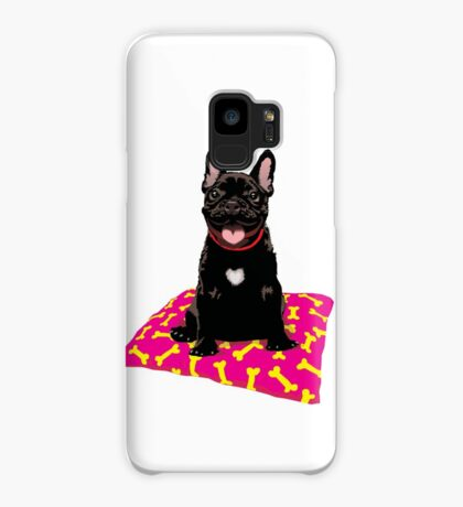 I heart frenchies Case/Skin for Samsung Galaxy