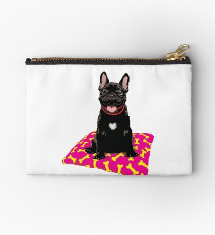 I heart frenchies Studio Pouch