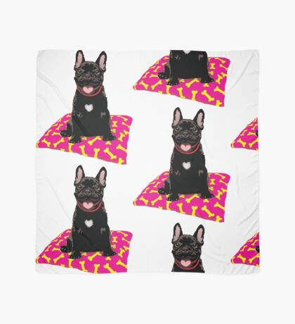 I heart frenchies Scarf