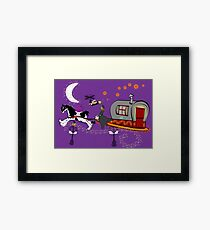 Gypsy Time Travellers Framed Print