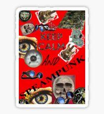 Steampunk 1 Sticker