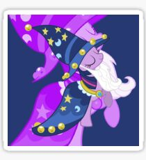 Twilight Sparkle the Bearded Sticker