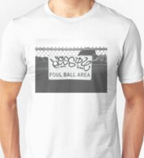 Foul Ball Area T-Shirt