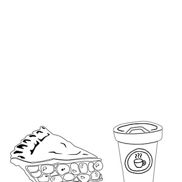Pilates - Pie + Lattes by flashwear