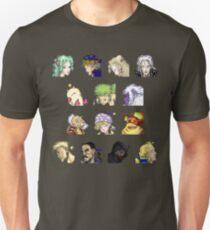 Faces of FFVI Unisex T-Shirt