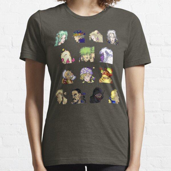 Faces of FFVI Essential T-Shirt