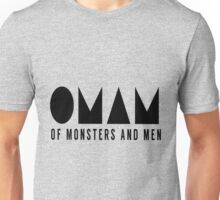 OF MONSTERS AND MEN LOGO Unisex T-Shirt