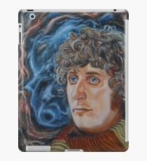 Fourth Doctor (Tom Baker) iPad Case/Skin