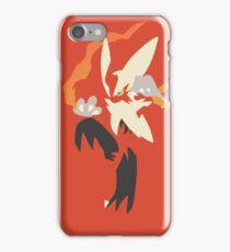 Mega Blaziken iPhone Case/Skin