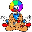 Clown Zen by Brett Gilbert