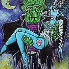 My Monster My Bride by Laura Barbosa