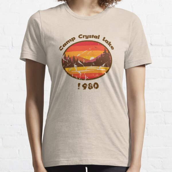 Camp Crystal Lake - Friday 13th Essential T-Shirt