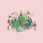 The Owl Land by nokhookdesign