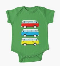 Kombi Van One Piece - Short Sleeve