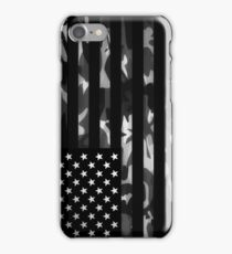 American camouflage iPhone Case/Skin