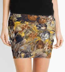 Summer Botanical VII Mini Skirt