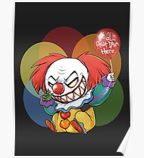 It's Pennywise Poster