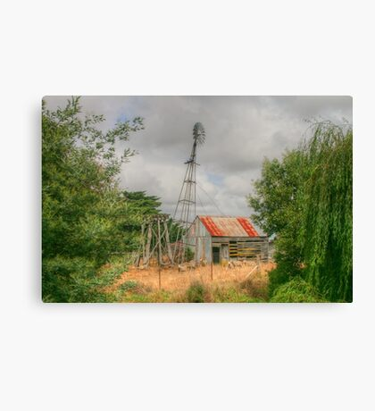 Yarram country Canvas Print