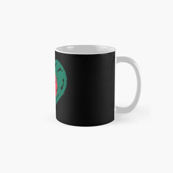 I Love Bangladesh Classic Mug