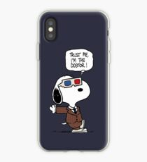 The Dogtor iPhone Case