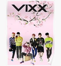VIXX - Cherry Blossoms Poster