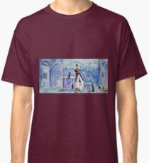 Corto Maltese with cats  Classic T-Shirt