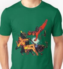 1950s Scifi Robot Design T-Shirt