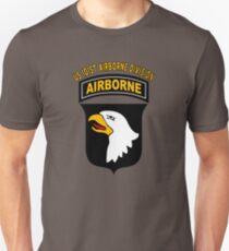US 101ST AIRBORNE DIVISION Unisex T-Shirt