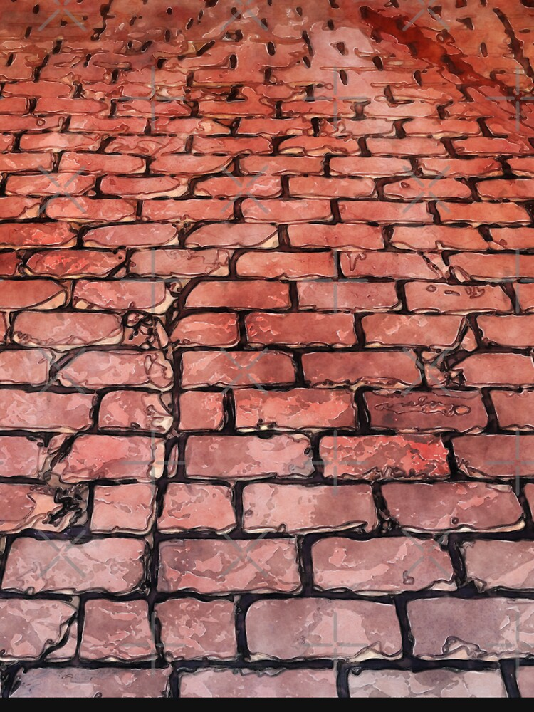 Vintage Brick Street by perkinsdesigns