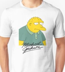 Leon Kompowsky – Simpsons, Stark Raving Dad T-Shirt