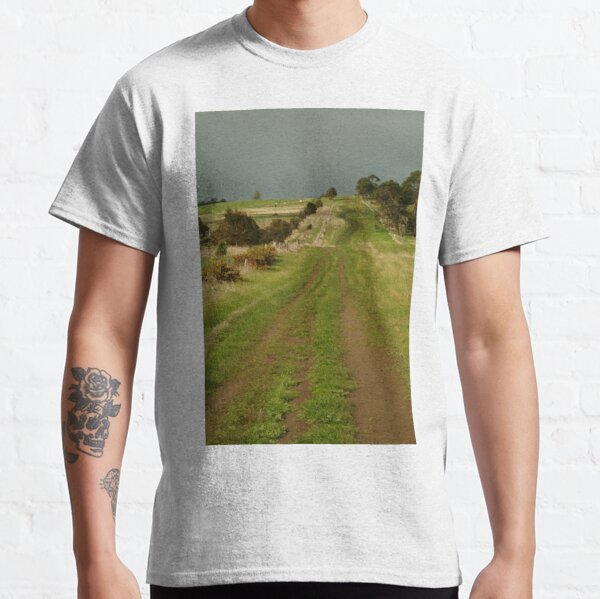 Joe Mortelliti Gallery - Heavy cloud over Spray Farm, Bellarine Peninsula, Victoria, Australia.  Classic T-Shirt