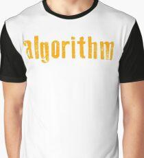 Programmer - Algorithm Graphic T-Shirt