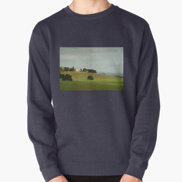Joe Mortelliti Gallery - Spray Farm, Bellarine Peninsula, Victoria, Australia. Pullover Sweatshirt