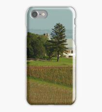 Joe Mortelliti Gallery - Spray Farm homestead, Bellarine Peninsula, Victoria, Australia. iPhone Case/Skin