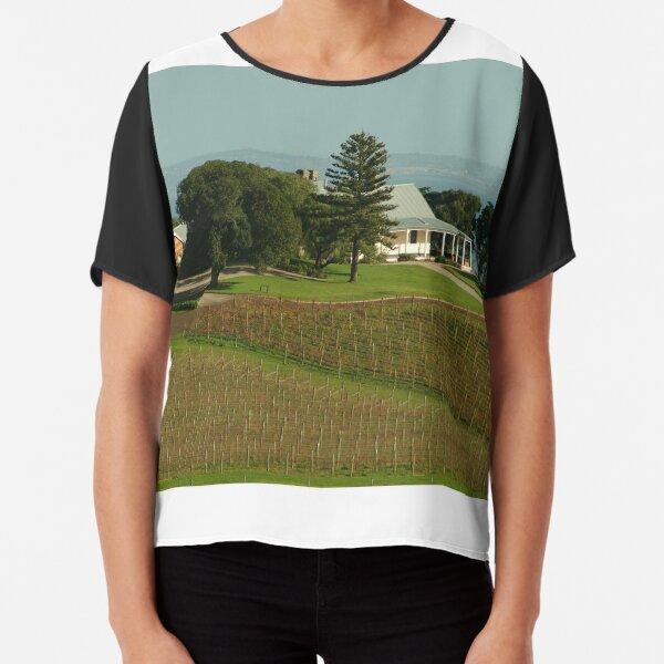 Joe Mortelliti Gallery - Spray Farm homestead, Bellarine Peninsula, Victoria, Australia. Chiffon Top