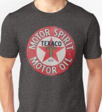 Vintage Texaco Motor Spirit Logo  T-Shirt