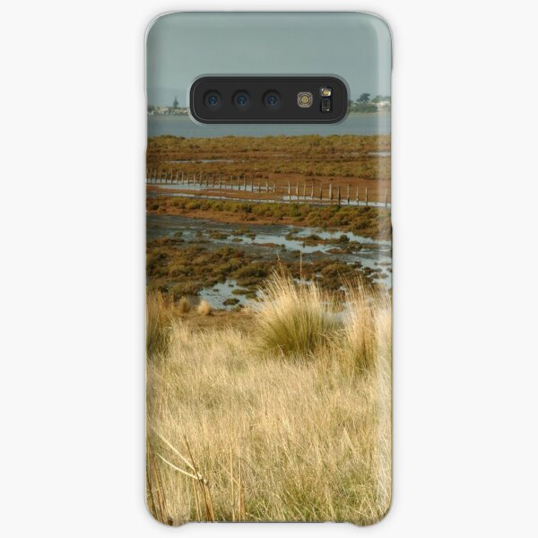 Joe Mortelliti Gallery - Beacon Point view to Queenscliff, Bellarine Peninsula, Victoria, Australia. Samsung Galaxy Snap Case