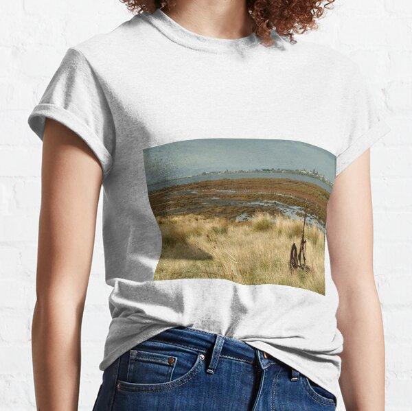 Joe Mortelliti Gallery - Beacon Point view to Queenscliff, Bellarine Peninsula, Victoria, Australia. Classic T-Shirt