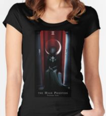 The High Priestess Vanessa Ives Women's Fitted Scoop T-Shirt