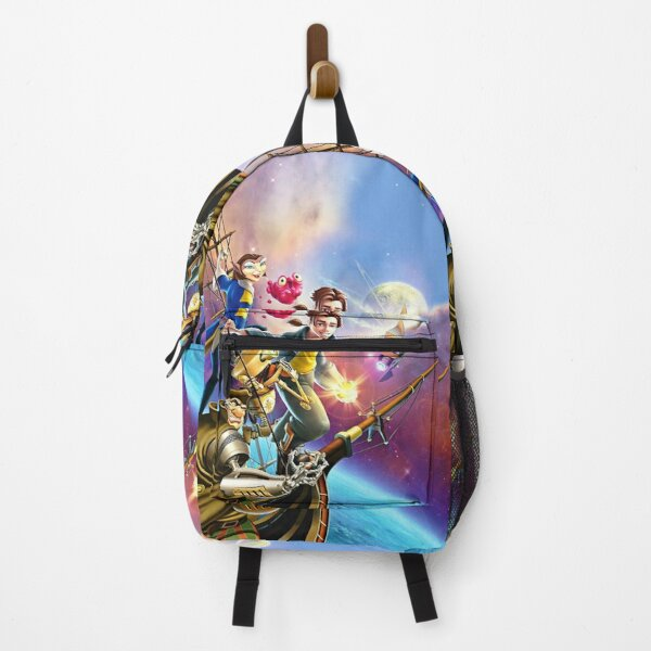 treasure planet new poster Backpack