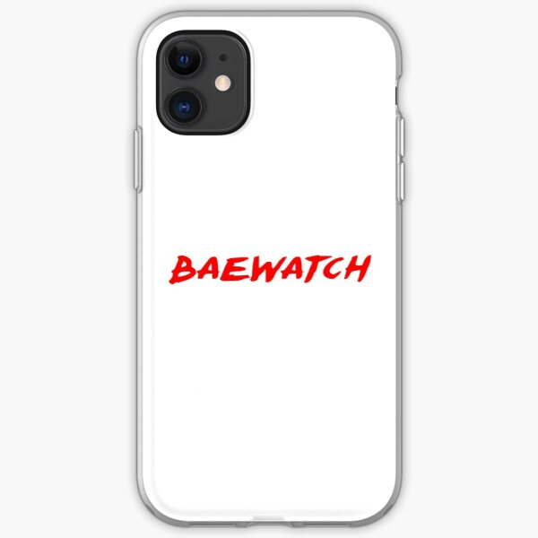 Baewatch v2 iPhone Soft Case