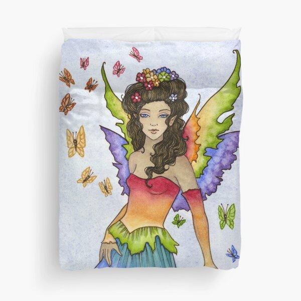 Flutter Duvet Cover