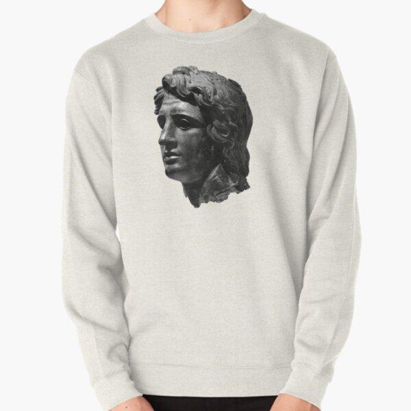 Alexander the Great Pullover Sweatshirt