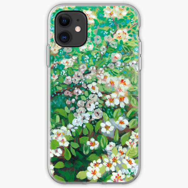 Blooming Tree iPhone Soft Case