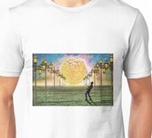 Juggling to Amuse the Sun Unisex T-Shirt