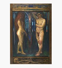 Edvard Munch - Metabolism Photographic Print
