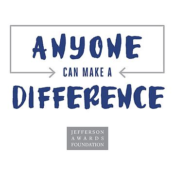 Anyone Can Make a Difference Belief Statement by JeffersonAwards
